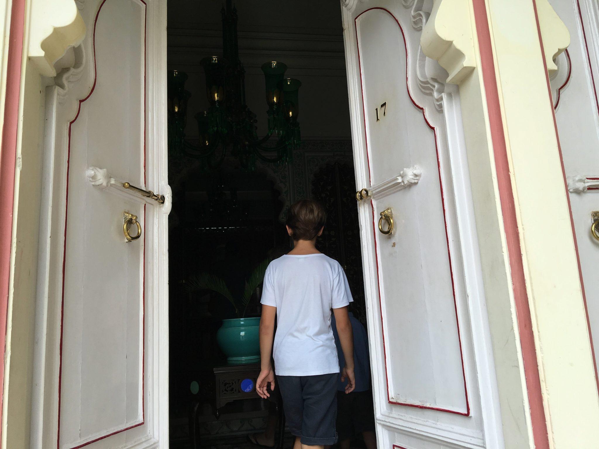 Imperial Suite des Shiv Nivas Palace.