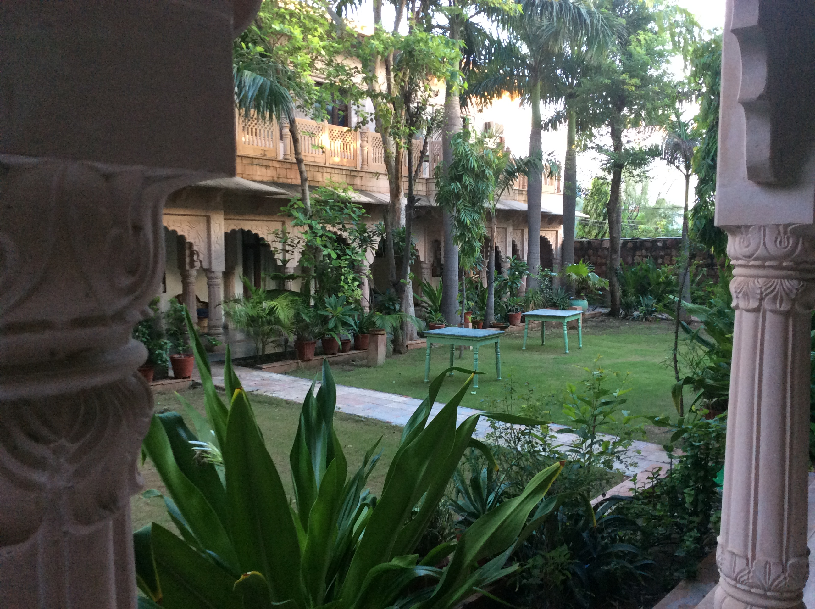 Marigold Hotel!